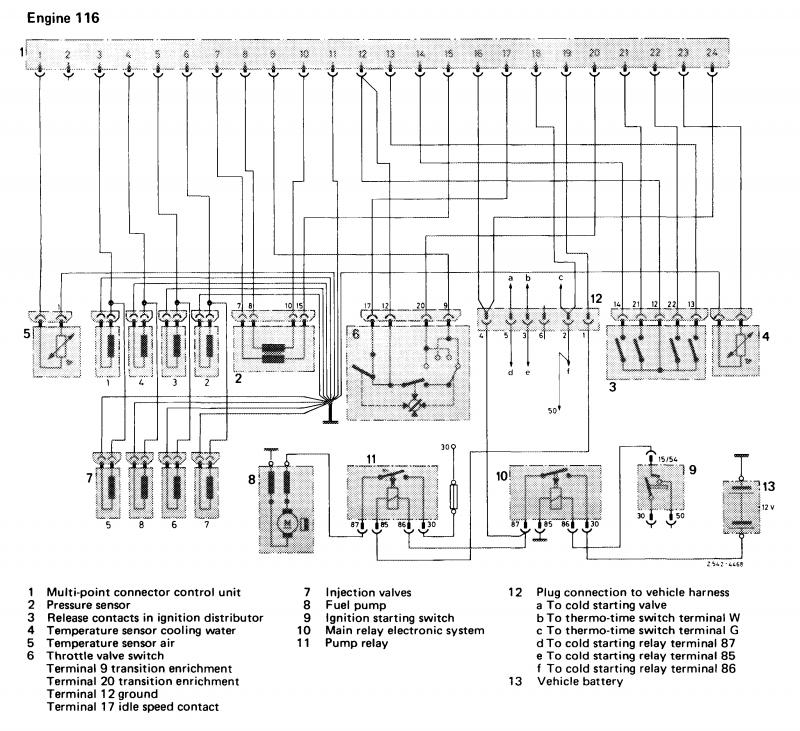 auto images and specification 1972 mercedes benz wiring diagrams: calling  all d-jet hoarders!