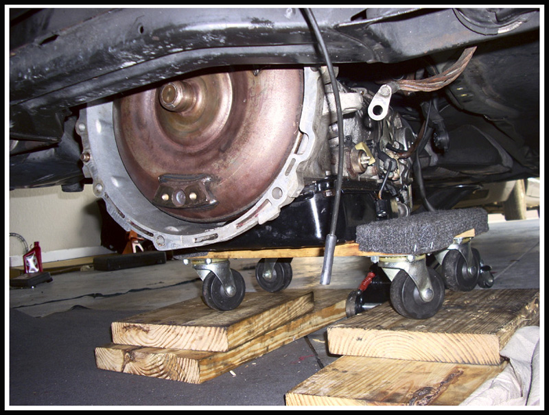 Transmission removal m104 s320 mercedes benz forum for How to get motor oil out of wood