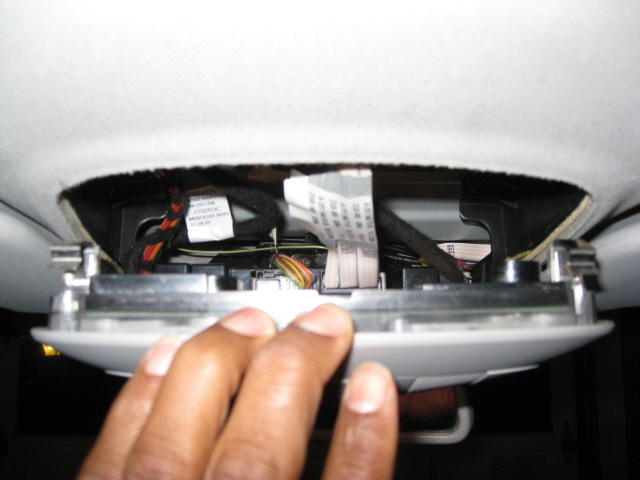 How To Remove Ceiling Console Mercedes Benz Forum