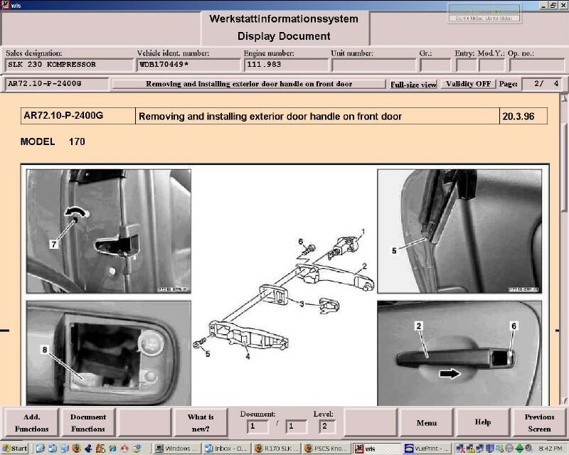 Door Lock Removal Mercedes Benz Forum