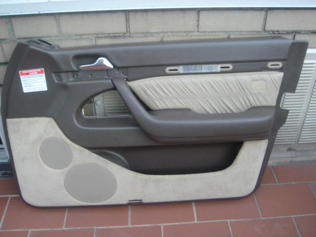 mercedes s class interior. Mercedes S-Class W140 Series