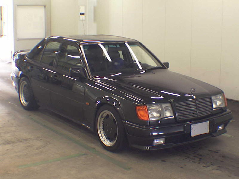 how much this amg w124 worth mercedes benz forum. Black Bedroom Furniture Sets. Home Design Ideas