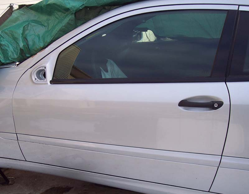 Driver's door C230 Coupe-drivers-door-outside.jpg