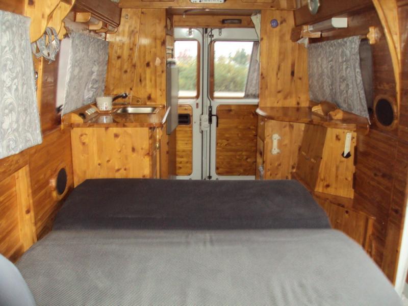 1993 t1 (tn) transporter 310D Camper Van Right Hand drive ...