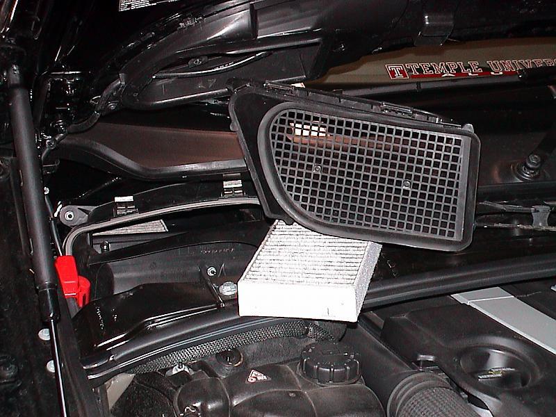 Quick Way To Change Cabin Air Filter Mercedes Benz Forum