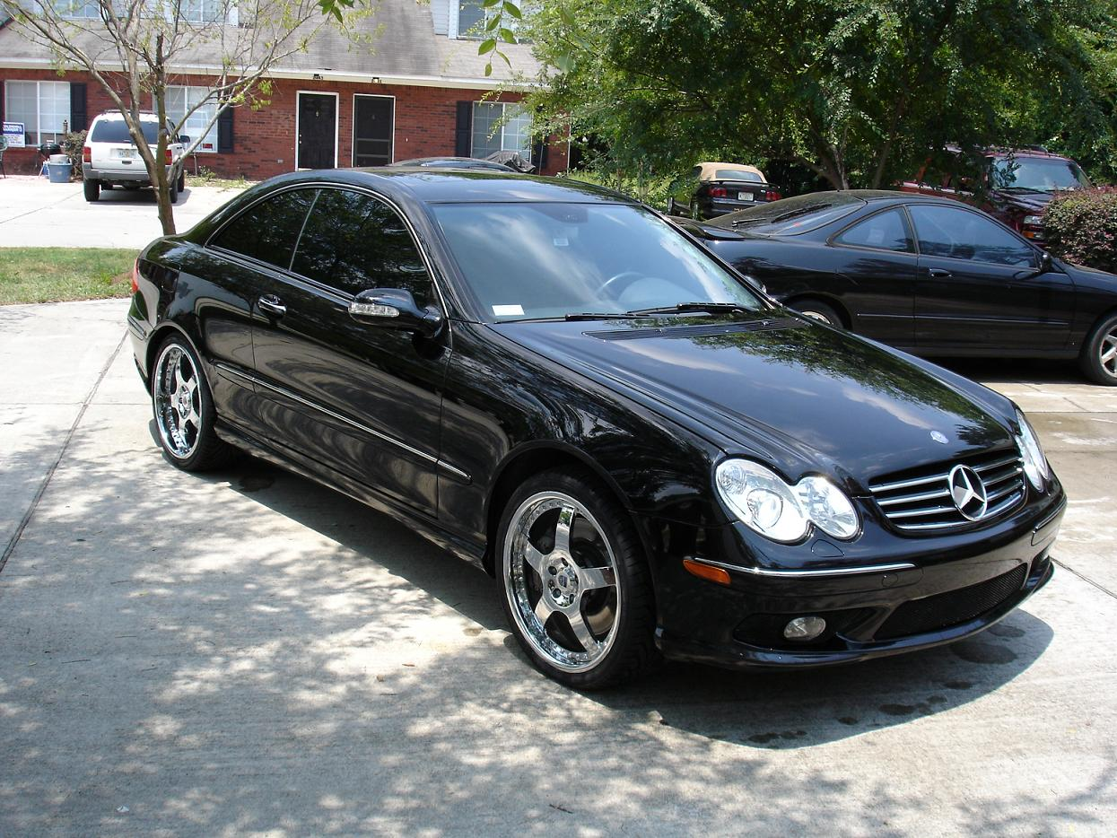 Clk500 w209 on 19 asanti 112 mercedes benz forum for Mercedes benz forum s class