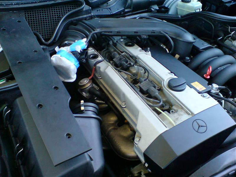 DIY Spark Plug Change-1997 E320! - Mercedes-Benz Forum
