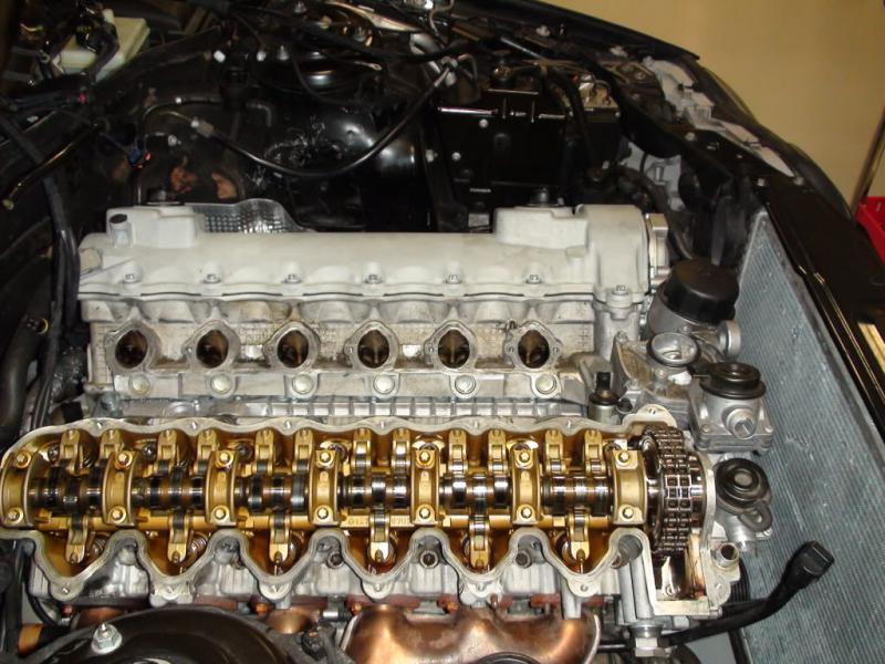 m137 v12 engine pics - Mercedes-Benz Forum