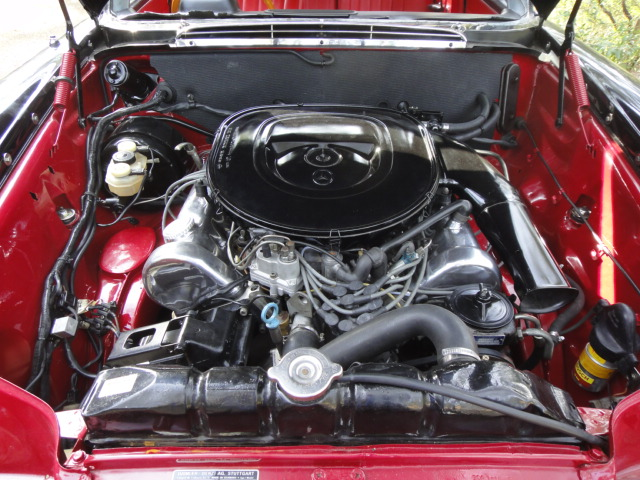 1966 230s Fintail What V8 Should I Put In Mercedes