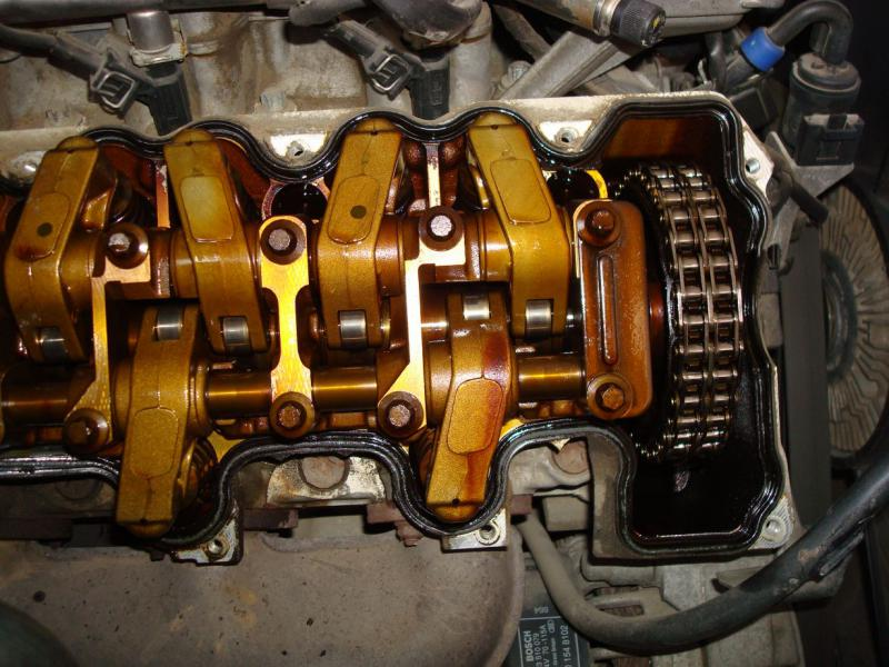 Valve Cover Gasket Leak Causing Rough Idle