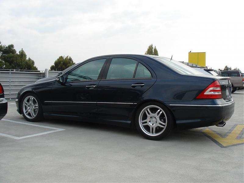 FS 2001 Mercedes C320 Kleemann Supercharged - Mercedes ...