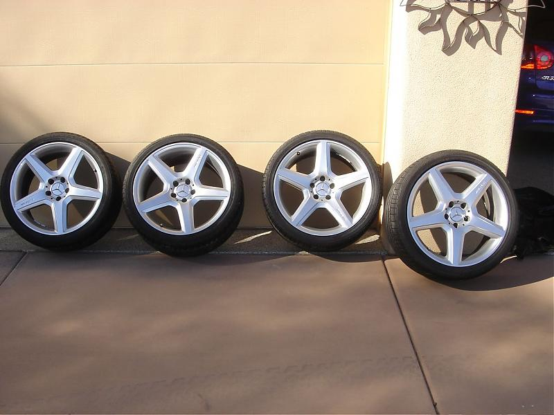 "Mercedes Benz Of Denver >> WTB: 19"" OEM SL55 wheels (VA) - MBWorld.org Forums"
