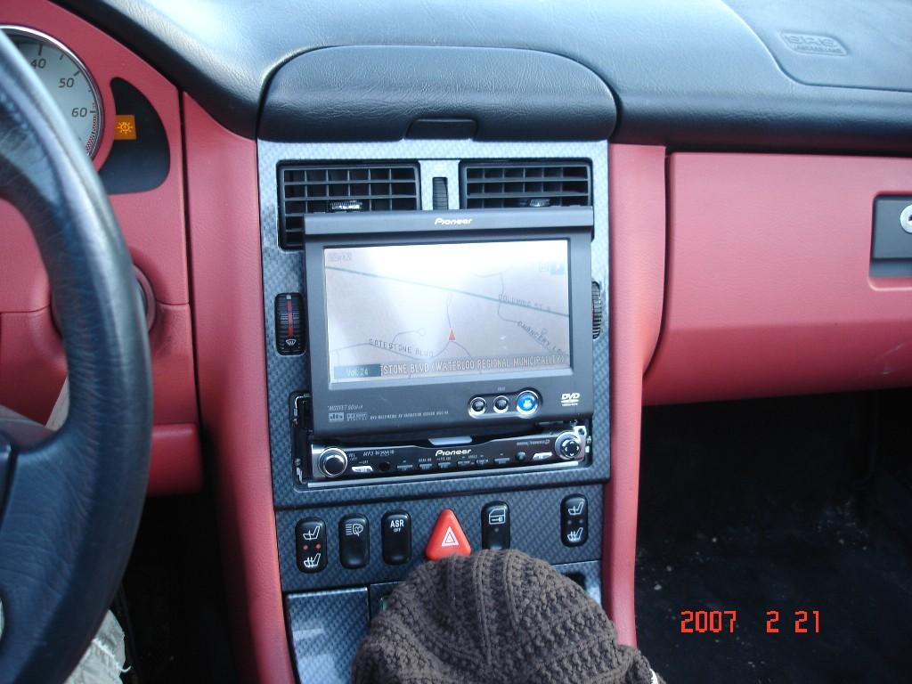 Added  Pioneer Avic-n3 Dvd  Nav Stereo