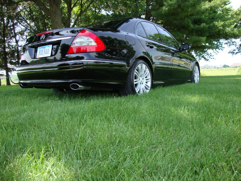 Mercedes-Benz E 350 Second hand, 2007, $24800, Gasoline ...