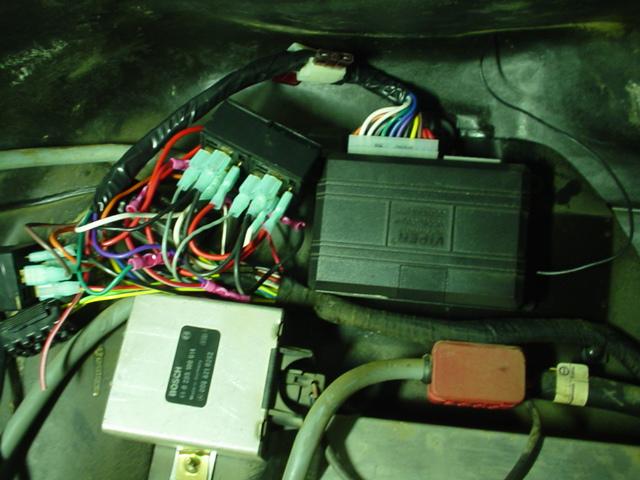 aftermarket alarm installation mercedes benz forum rh benzworld org Alarm Wiring Guide Alarm Panel Wiring