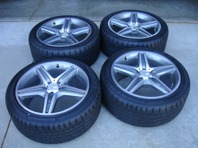 Mercedes Benz Dealership >> W211 E63 18 inch AMG Wheels and Tires New!! - Mercedes ...