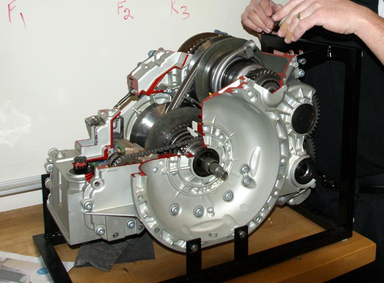 Mercedes Parts Center >> Inside the CVT - Mercedes-Benz Forum