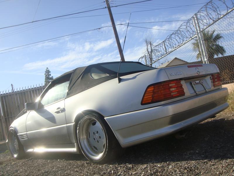 Mercedes 1992 Sl500 6 0 6 0l 500sl Amg Sl60 Sl 60 Rare