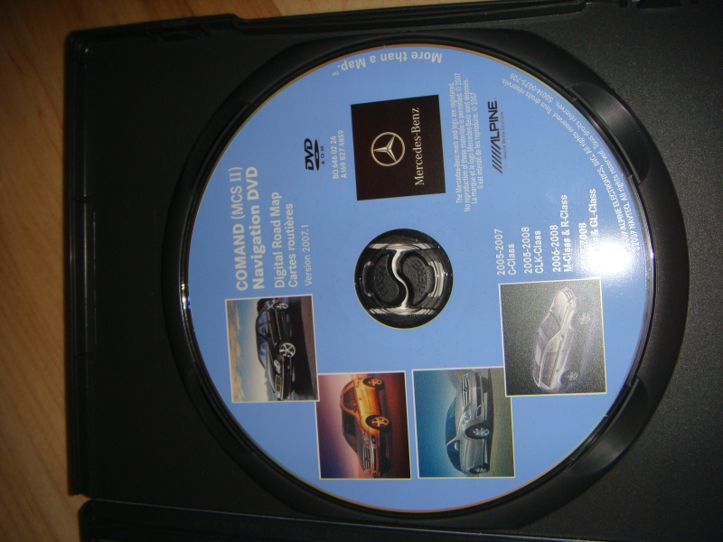 FS: COMAND Navigation unit with Nav DVD for W164 (ML) and X164 (GL)-dsc03435.jpg