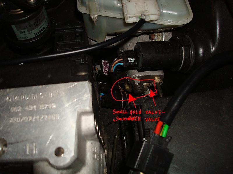 master brake switchover solenoid valve - Mercedes-Benz Forum