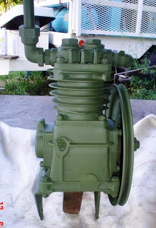 FS: Unimog 404.1 air compressor --- $375 - Mercedes-Benz Forum