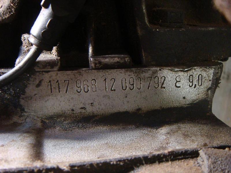 كيف اعرف ان المكينه 500او 560 [الأرشيف] - منتدى مرسيدس بنز العرب