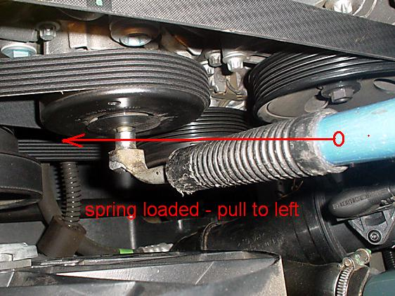 Infiniti Usa Com >> How to tell when the serpentine belt tensioner is bad - Mercedes-Benz Forum