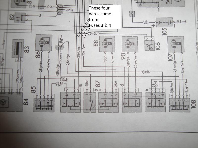 Ml320 Power Window Wiring Diagram - wiring diagrams