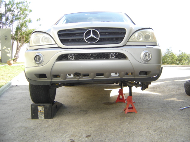 Ball Joint and Tie Rod End Replacement ML320-dsc05809.jpg