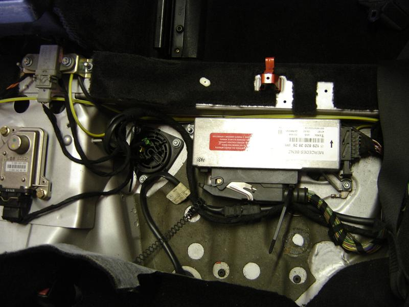 Yaw Rate Sensor >> Location Of The Yaw Rate Sensor In 1998 Sl600 Mercedes Benz Forum