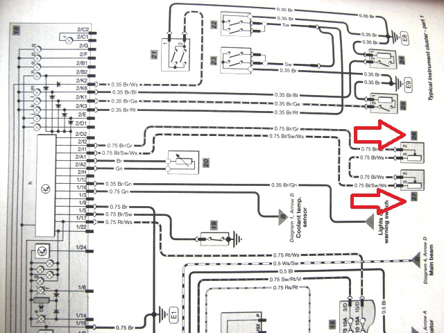 416203d1324332198 96 c220 fuel gauge issue dsc07460 96 c220 fuel gauge issue page 2 mercedes benz forum mercedes benz wiring harness problems at bakdesigns.co