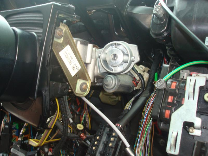 Ignition Switch Problem