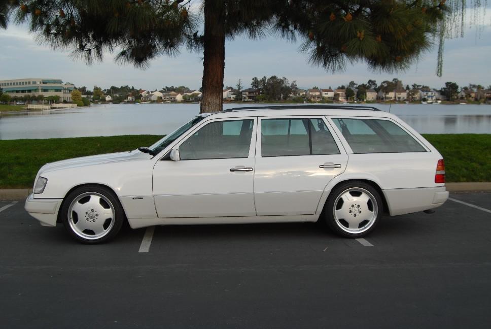 Fs 1995 E320 Wagon Clean Extras Mercedes Benz Forum
