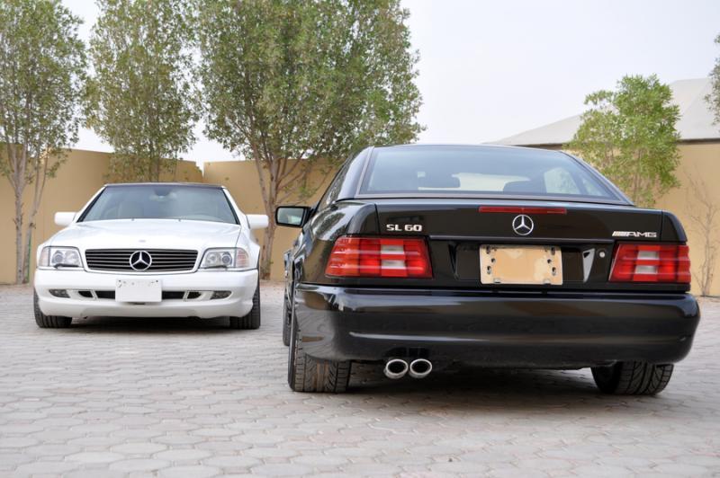 R129 Amg Sl70 Amp Sl60 Mercedes Benz Forum