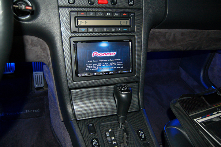 center console conversion