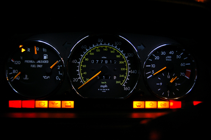 Dash Light Upgrade Mercedes Benz Forum