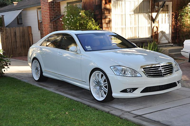 Need Advise Looking To Buy 07 S600 Lorinser Mercedes