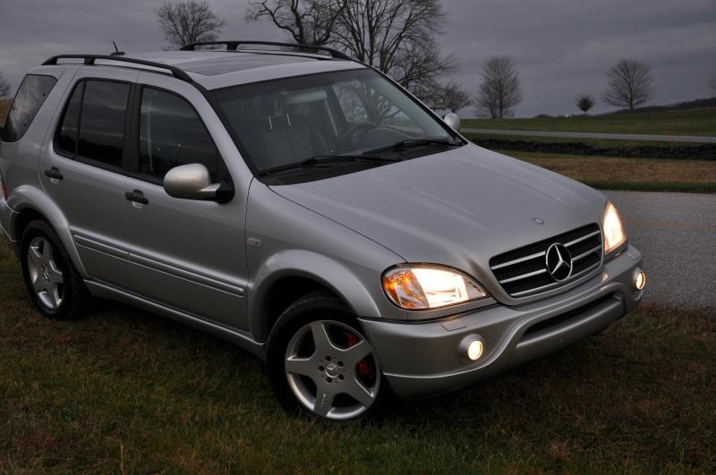 2000 ml55 amg 99k for sale - mercedes-benz forum
