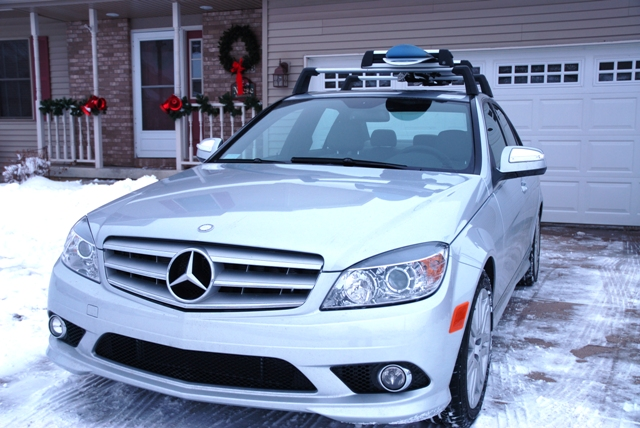 Mercedes benz roof rack cosmecol for Mercedes benz c300 roof rack