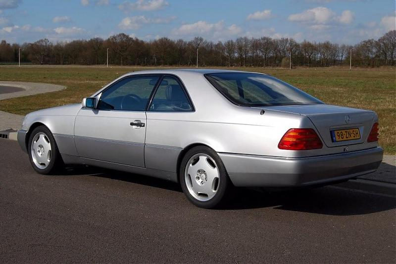Attn w140 coupe owners may car of the month page 3 for Mercedes benz forum