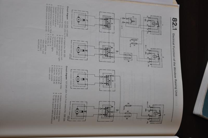Need Wiring Diagram For Elec Windows Of  U0026 39 73 350 Slc
