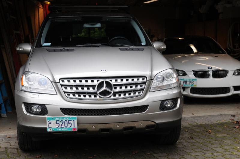 Front License Plate Mount Mercedes Benz Forum