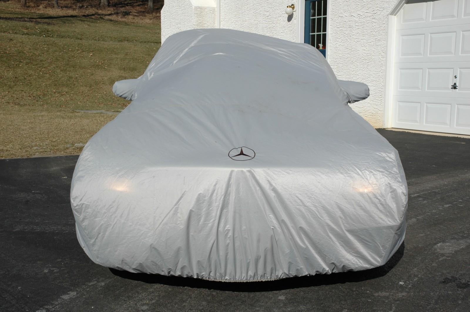 Mercedes Benz Sec Car Cover Mercedes Benz Forum