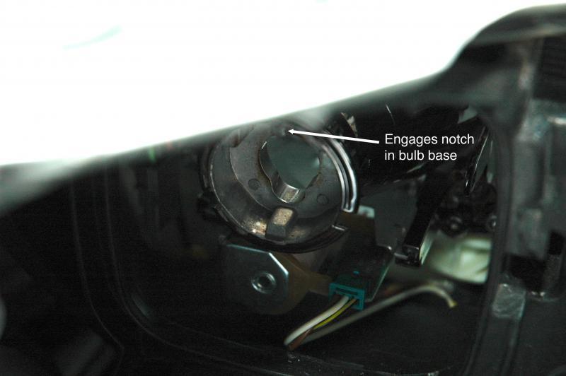 DIY Bi-Xenon Bulb Replacement