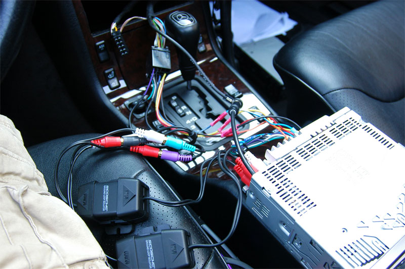 DIY: Install Aftermarket Head Unit into factory Bose sound system ...