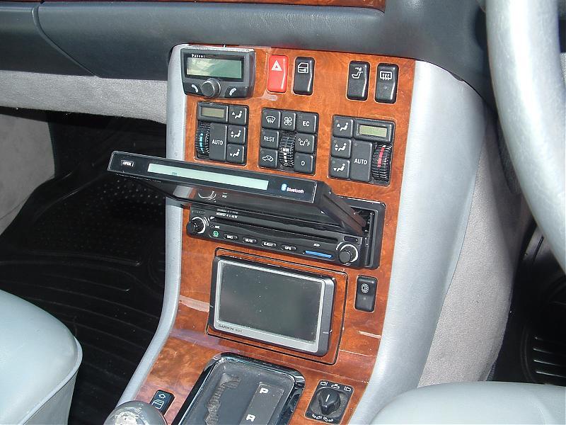 Aftermarket Rear View Camera >> Aftermarket Radio Installation Thread W140's 91/93 ? - Mercedes-Benz Forum