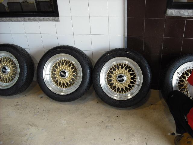 bbs rs gold 16 wheels original mercedes benz forum. Black Bedroom Furniture Sets. Home Design Ideas