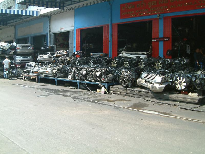 Just Got Back From Car City Bangkok Amg Parts Mercedes