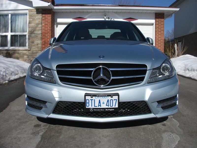 2014 Diamond Silver C350 4matic Mercedes Benz Forum