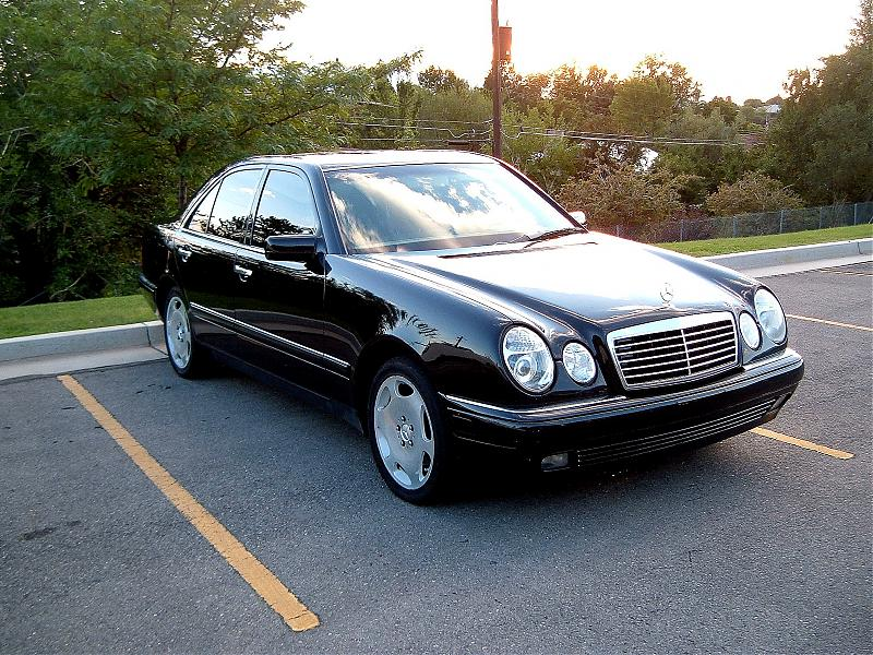 FOR SALE : 1998 MERCEDES BENZ E320 118K MILES---ASKING $8400 ...